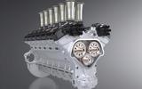 GTO engineering Squalo engine