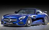 German tuner Piecha boosts Mercedes-AMG GT S to 604bhp