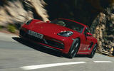 2020 Porsche Cayman GTS - hero front