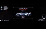 Ford GT drive modes