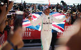 Lewis Hamilton wins sixth driver's world championship - park firme