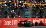Lewis Hamilton wins sixth driver's world championship - racing