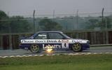 Tim Harvey was one of four drivers to win races using a BMW M3 E30 in 1991