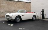 Aston Martin Heritage EV