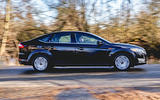 2008 Ford Mondeo side