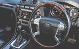 2008 Ford Mondeo steering wheel