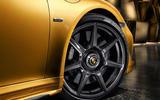 Porsche's braided carbon wheels