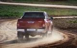 Toyota Hilux Invincible rear