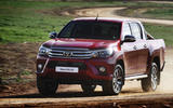 Toyota Hilux Invincible Double Cab