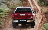 Toyota Hilux Invincible off-roading