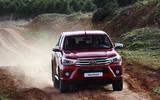 148bhp Toyota Hilux Invincible