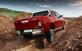 Toyota Hilux Invincible serious off-roading