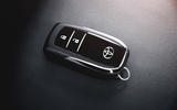 Toyota Hilux Invincible key
