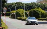 Honda autonomous car