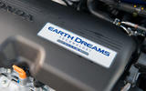 Honda Civic diesel engine earth dreams