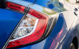 Honda Civic diesel rear light