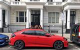 Honda Civic in Kensington