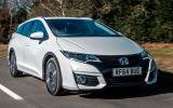 Honda Civic Tourer 1.6 i-DTEC 120 EX Plus