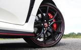 Honda Civic Type R alloy wheels