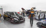 Honda Civic Type R longterm review BTCC factory
