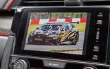 Honda Civic Type R longterm review infotainment customisation