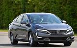 Honda Clarity EV 2017