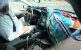 2017 Honda Civic spy picture