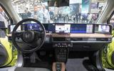 2019 Honda e at Frankfurt motor show
