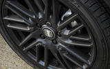 Honda HR-V Black Edition alloy wheels