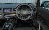 Honda HR-V Black Edition dashboard