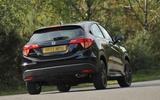 Honda HR-V Black Edition rear