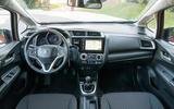 Honda Jazz interior
