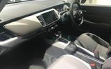 2020 Honda Jazz interior
