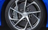 20in Honda NSX alloy wheels