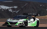 Honda Pikes Peak Acura EV Concept