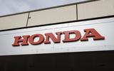 Honda factory Swindon sign