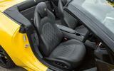 Ferrari California T Handling Speciale front seats