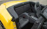 Ferrari California T Handling Speciale rear seats