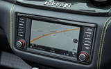 Ferrari California T infotainment