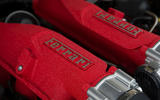 Ferrari branded engine