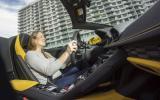 Driving the Lamborghini Huracan Spyder