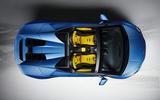 2020 Lamborghini Huracan Spyder - top down