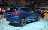 Ford Fiesta ST rear