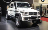 Mercedes-Maybach G650 Landaulet arrives as swansong to current G-Class