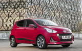 Hyundai i10 nearly-new buying guide - static