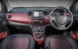 Hyundai i10 nearly-new buying guide - interior