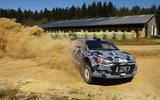 2017 Hyundai i20 Coupe WRC - new pre-season testing pics