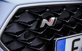 Hyundai i30N badging