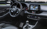 Hyundai i30N dashboard