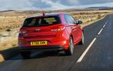2017 Hyundai i30 1.0 T-GDi 120 SE Nav rear view